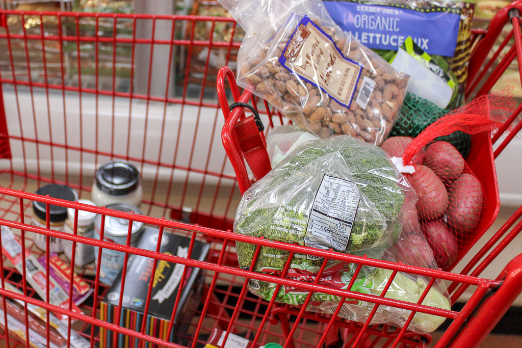A Whole30 Coach's Shopping Trip to Trader Joe's