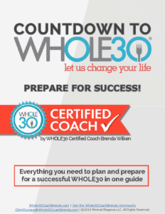 Countdown to Whole30: Prepare for Success1 Guide