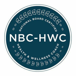 National Board Certified Health and Wellness Coach logo